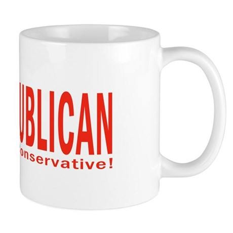Team Republican - Proud To Be Mug