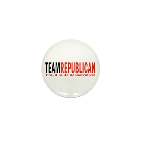 Team Republican - Proud To Be Mini Button (100 pac