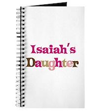 Isaiah's Daughter Journal