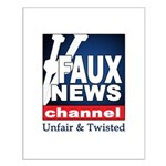 Faux News Small Poster