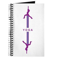 YOGA STRIPES Journal