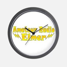 Amateur Radio Elmer Wall Clock