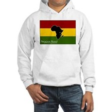 Reggae Road Africa Hoodie