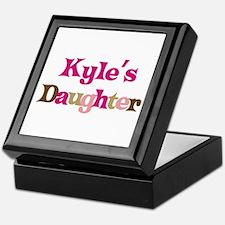 Kyle's Daughter Keepsake Box