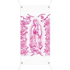 Adans Rose Virgin Banner