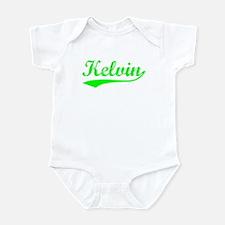 Vintage Kelvin (Green) Infant Bodysuit