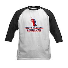 Potty Training Republican Tee