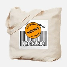 RSD/CRPS FINDING A CURE Tote Bag