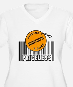 RSD/CRPS FINDING A CURE T-Shirt