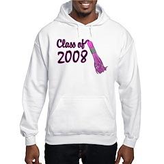 Grad Class of 2008 Hoodie