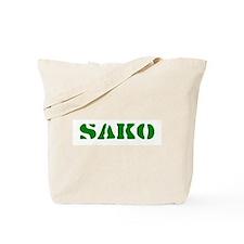 Esperanto Labels Tote Bag