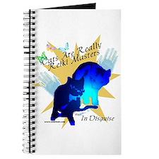 Cat Reiki Master Journal