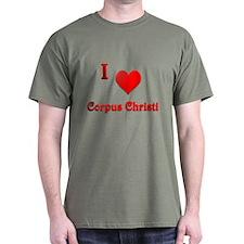 I Love Corpus Christi #21 T-Shirt