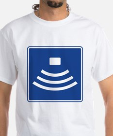 Amphitheatre Sign Shirt