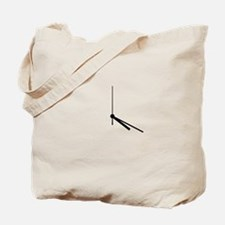 420 Clock Tote Bag