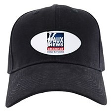 FAUX NEWS Baseball Hat