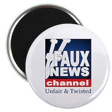 FAUX NEWS Magnet