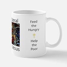 I'm a Liberal Just Like Jesus Mug