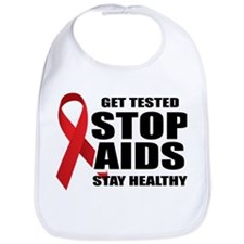 Stop Aids 2 Bib