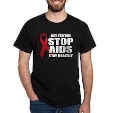 Stop Aids 2 T-Shirt