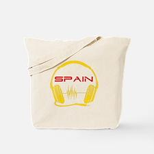 SPANISH SOUND Tote Bag