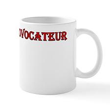 """Thought Provocateur"" Mug"