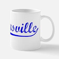 Vintage Douglasville (Blue) Mug