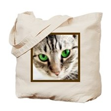 Eye'm Watching Tote Bag