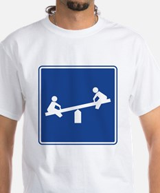 Playground Sign Shirt