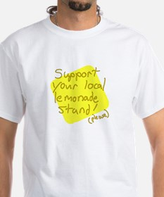 Support Your Local Lemonade Stand Shirt