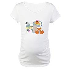 Cute Garden Time Baby Ducks Shirt