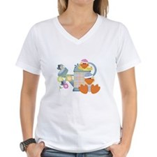 Cute Garden Time Baby Ducks Shirt