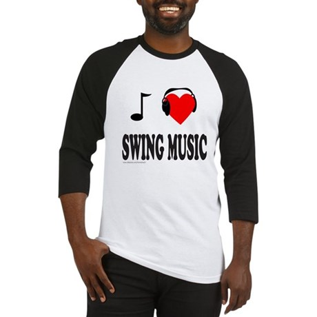 SWING MUSIC Baseball Jersey