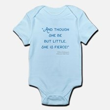 Little but Fierce! - Infant Bodysuit