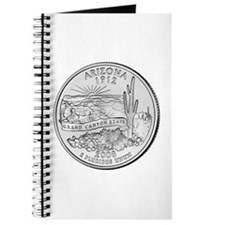 2008 Arizona State Quarter Journal