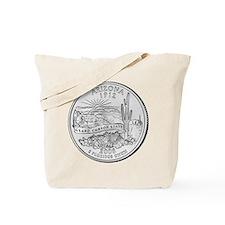 2008 Arizona State Quarter Tote Bag