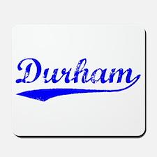 Vintage Durham (Blue) Mousepad