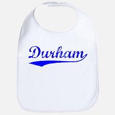 Vintage Durham (Blue) Bib
