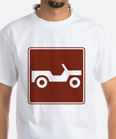 4WD Sign Shirt