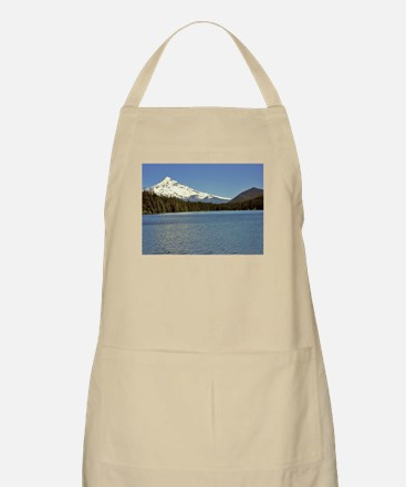 Mount Hood Lost Lake, Oregon BBQ Apron