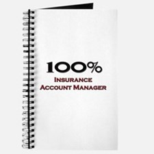 100 Percent Insurance Account Manager Journal