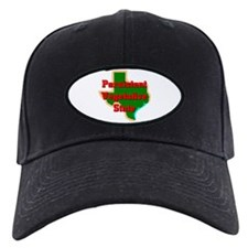 Texas Vegetative State Baseball Hat