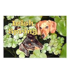 Irish Spring Postcards (Package of 8)