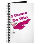 I Came To Win (1) Journal