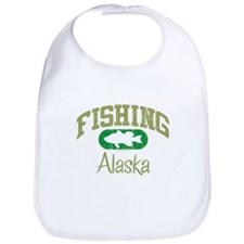 FISHING ALASKA Bib