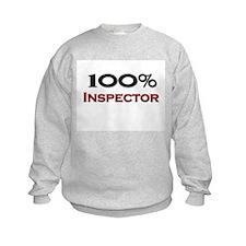 100 Percent Inspector Sweatshirt