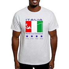Italia 2006 World Champs T-Shirt