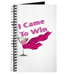I Came To Win (2) Journal