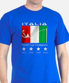 Italia 2006 World Champs T-Shirt