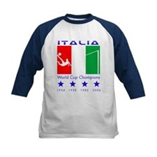 Italia 2006 World Champs Tee